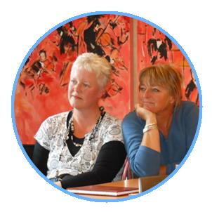 KiK opleiding, Margrete Stoute en Carla Muijsert geven de cursussen