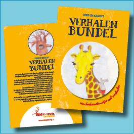 boek Kind In Kracht Verhalenbundel
