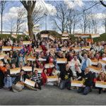de kracht van 8 finalist kroonappel actie oranje fonds 2013 met alle finalisten