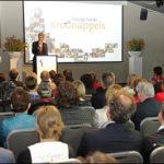 de kracht van 8 finalist kroonappel actie oranje fonds 2013, finalisten worden toegesproken door het oranje fonds