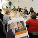 de kracht van 8 finalist kroonappel actie oranje fonds 2013, vergadering oranje fonds omtrent de prijsuitreiking