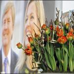 de kracht van 8 finalist kroonappel actie oranje fonds 2013, koning willem-alexander en koningin maxima, beschermheer en vrouw van het oranje fonds