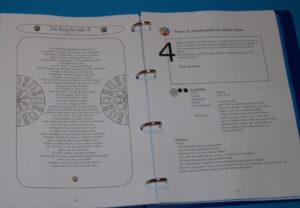 kracht van 8 bronnenboek met werkvormen in een multomap